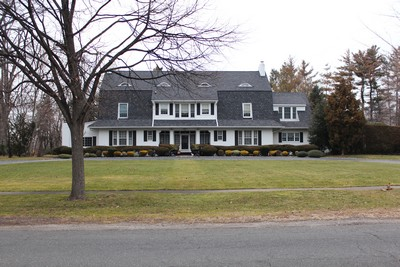 Dutch Colonial Revival Architecture In America Exhibiting Excellent
