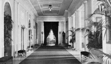 Main Corridor, White House