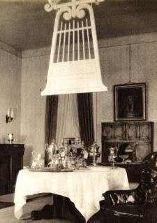 The Punka Cooling The South S Dining Rooms Before The
